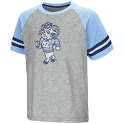 UNC Youth Boys Bertram S/S Raglan Tee