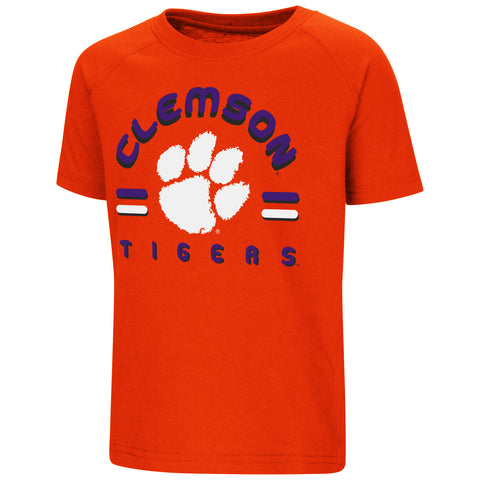 Clemson Toddler Boys Cowboy Tee