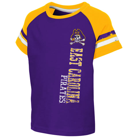 ECU Toddler Boys Edmonton S/S Tee