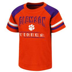 Clemson Toddler Boys Fred Tee