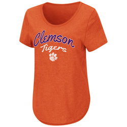 Clemson Women's Rule Breaker Tee