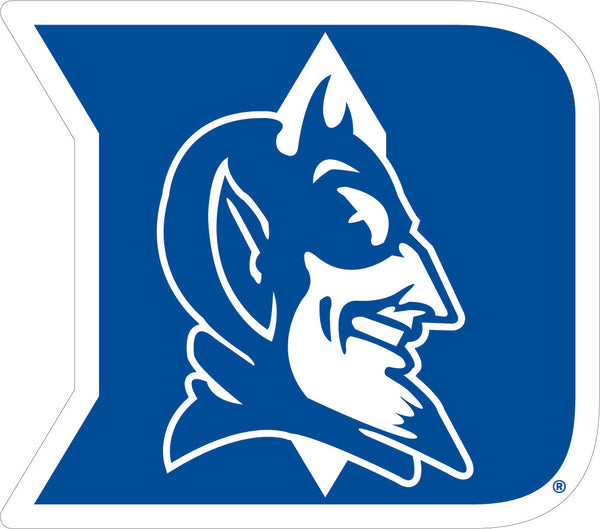 "Duke Devil ""D"" Logo Vinyl Decal"