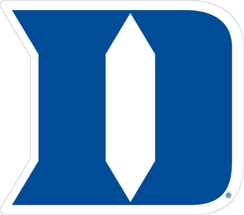 "Duke ""D"" Logo Vinyl Decal"