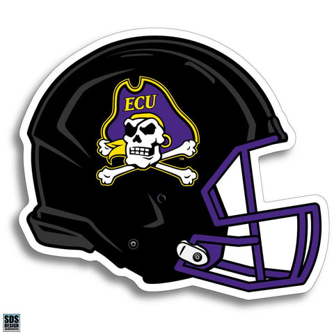 ECU Football Helmet