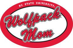 NC State Euro Wolfpack Mom