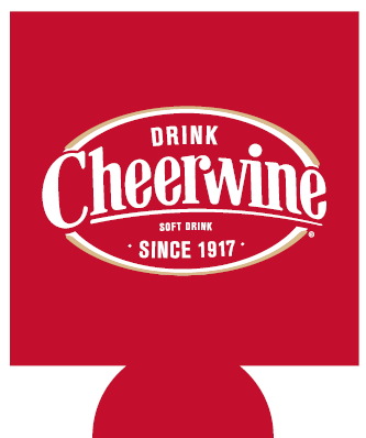Cheerwine - Can Cooler