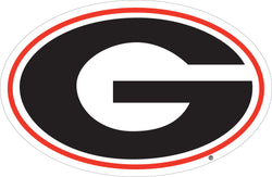 "Georgia ""G"" Vinyl Decal"