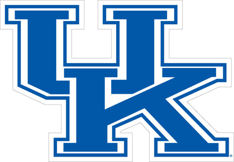 "Kentucky ""UK"" Vinyl Decal"