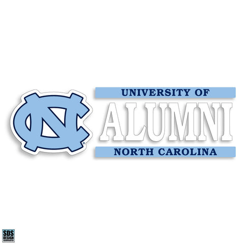 UNC Alumni Decal