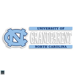 UNC Grandparent Decal