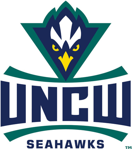 UNCW Logo Decal