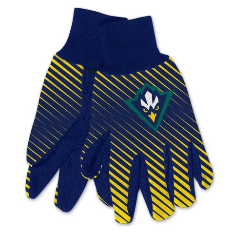 UNCW Two-Tone Gloves