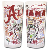 Alabama Frosted Glass