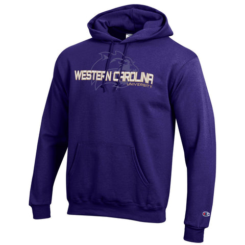 WCU Champion Hooded Sweatshirt
