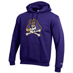 ECU Champion Hooded Sweatshirt