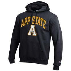 Appalachian Champion Arched Logo Hooded Sweatshirt