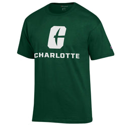 "UNCC Champion NEW ""C"" Logo S/S Tee"