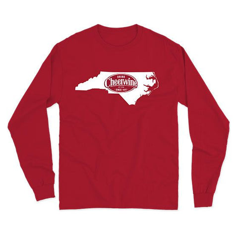 Cheerwine - Home L/S Tee