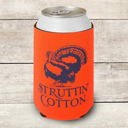 Struttin Cotton Can Cooler