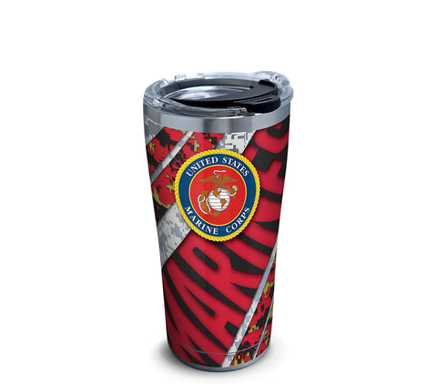 Marines 20 oz. Stainless Steel Tumbler