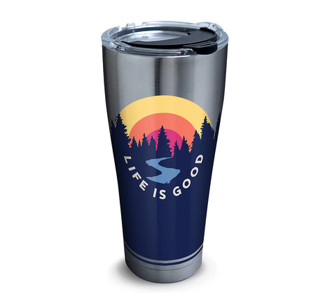 LIG 30 oz. Outdoor Scene Stainless Steel Tumbler