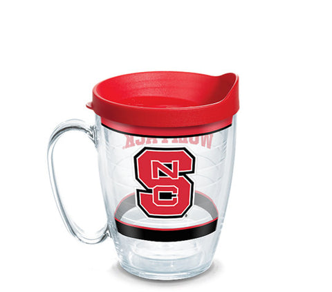 NC State 16 oz. Tradition Wrap Mug