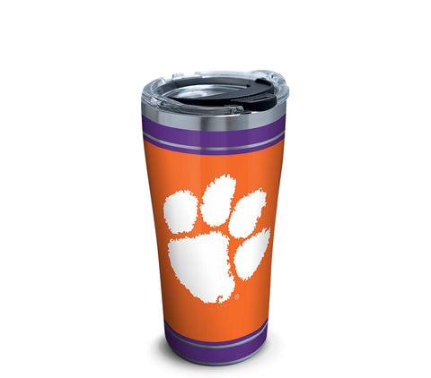 Clemson 20 oz. Campus Stainless Steel Tumbler