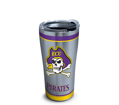 ECU 20 oz. Tradition Stainless Steel Tumbler