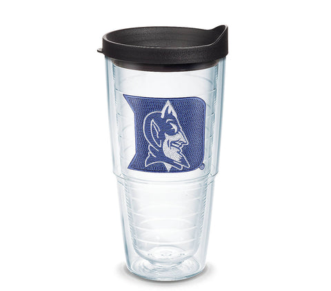 Duke 24 oz. Clear Tumbler