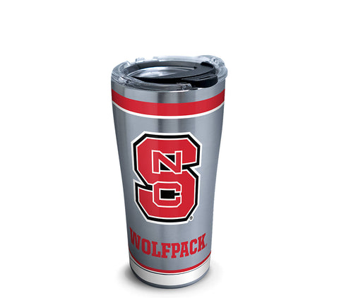 NC State 20 oz. Tradition Stainless Steel Tumbler
