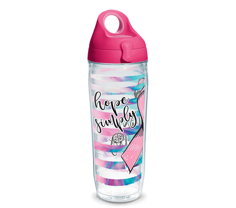 SS 24 oz. Hope Simply Water Bottle