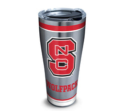 NC State 30 oz. Tradition Stainless Steel Tumbler