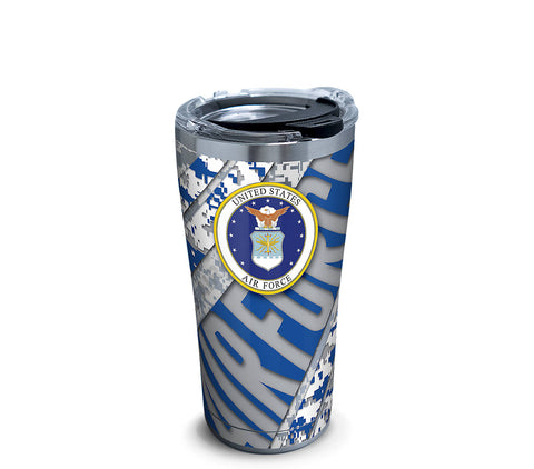 Air Force 20 oz. Stainless Steel Tumbler