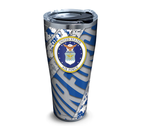 Air Force 30 oz. Stainless Steel Tumbler