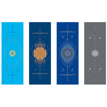 Symmetrical Yoga Exercise Towel
