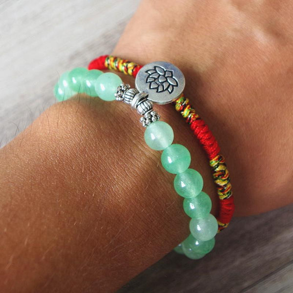 2 Pcs/set Yoga Bracelet Yoga