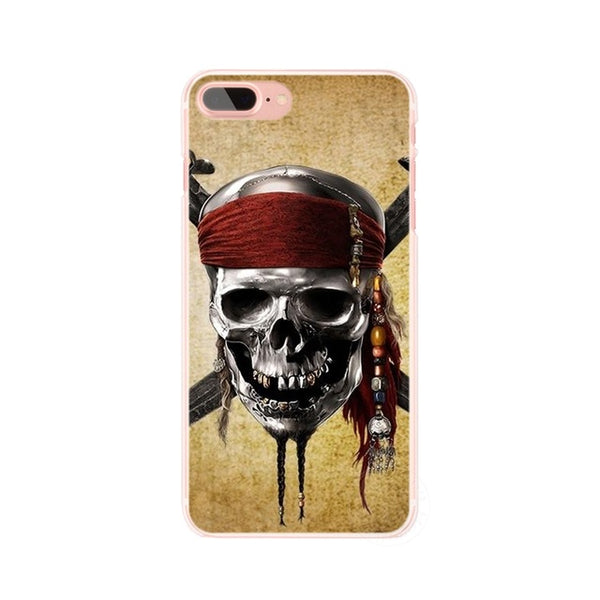 Pirates of the Caribbean Case for iPhone 6/6S/6Plus/6SPlus/7/7Plus/8/8Plus/X