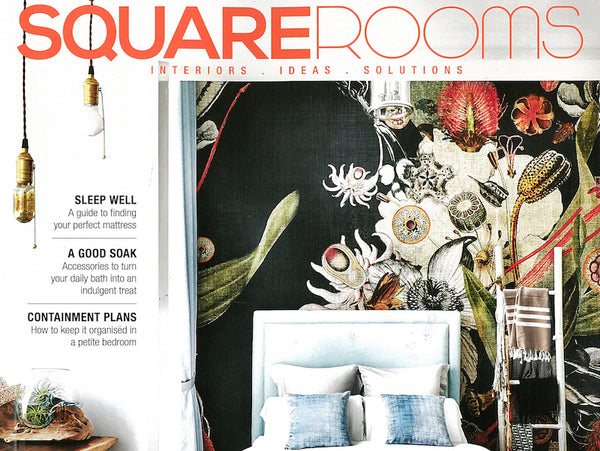 Media Feature in Square Rooms February 2018