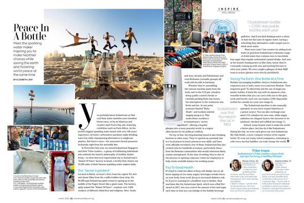 Singapore Women's Weekly Feature SodaStream Singapore