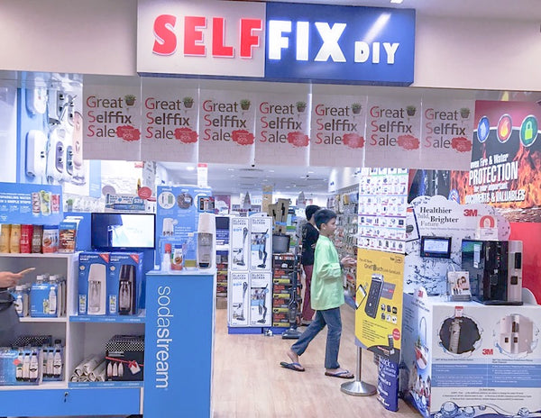 New Partner Store: Selffix DIY Nex