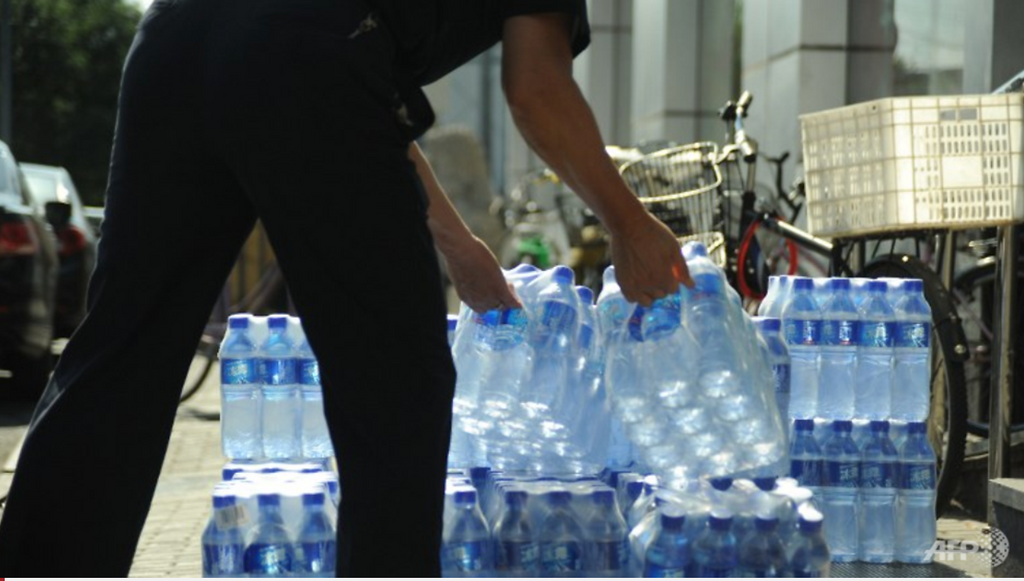 The Dangers of Drinking Water from Plastic Bottles