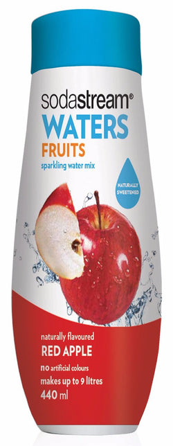 SodaStream Fruits Red Apple Drink Mix