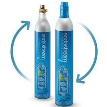 SodaStream Exchange CO2 Cylinder 60L (YOU MUST HAVE EMPTY CYLINDERS TO SWAP WHEN YOU ORDER THIS)