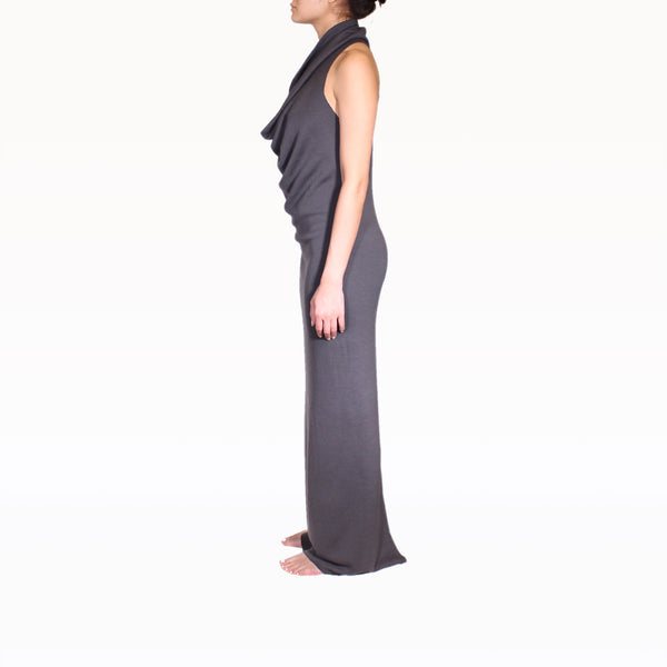 Left profile of CB Dress