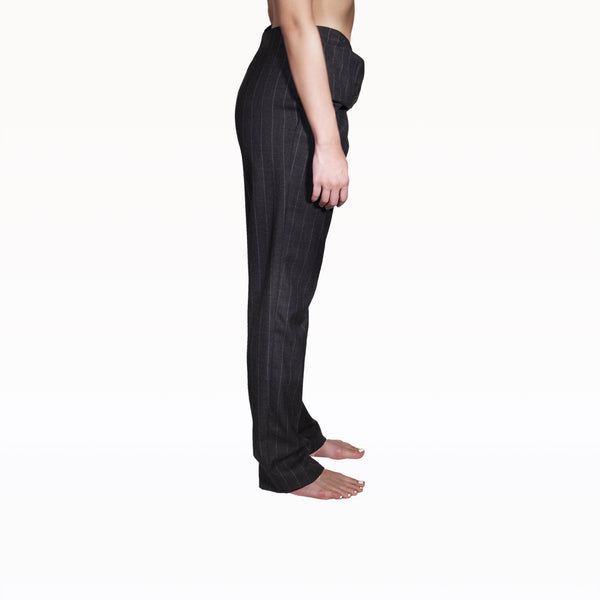 Right profile of Twist Pants