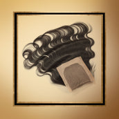 Body Wave Silk Based Closure 4x4