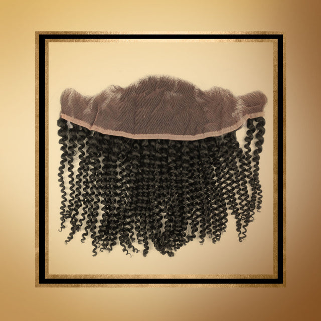 Kinky Curly Lace Frontal 13x4