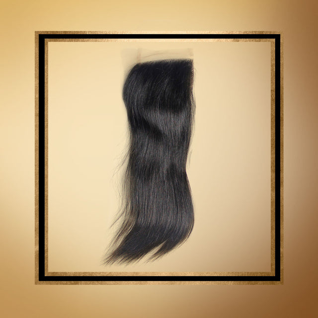 Lace Closure (Straight)