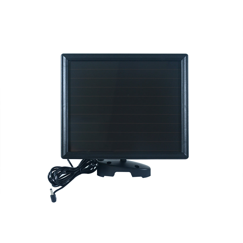 Replacement solar panel for 21030 shed light Black color. 6V - Ecowareness