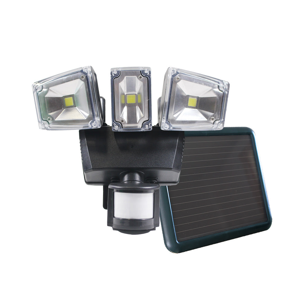 Solar Security Light 1200LM/ item22263 (refurbished) - Ecowareness